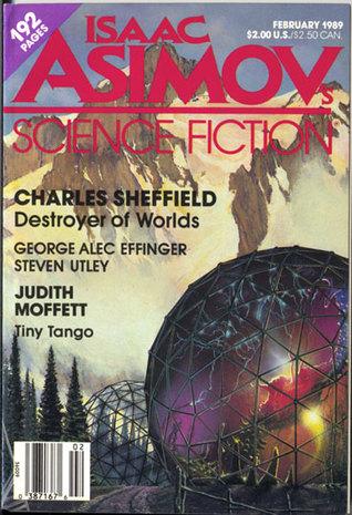 Isaac Asimov's Science Fiction Magazine, February 1989