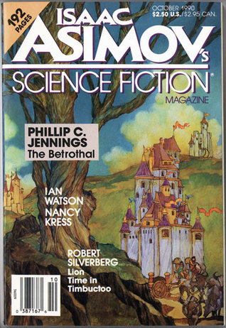 Isaac Asimov's Science Fiction Magazine, October 1990 (Asimov's Science Fiction, #161)