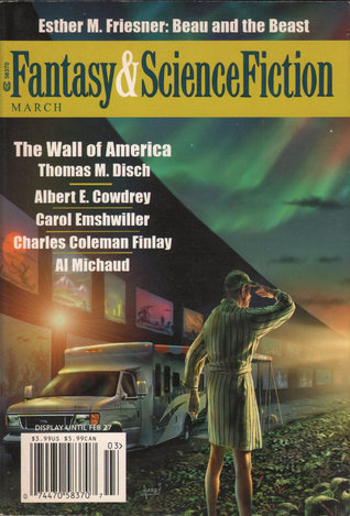 Fantasy & Science Fiction, March 2005 (The Magazine of Fantasy & Science Fiction, #637)