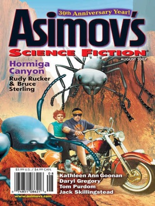 Asimov's Science Fiction, August 2007