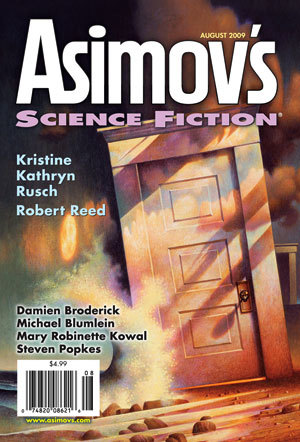 Asimov's Science Fiction, August 2009