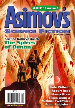 Asimov's Science Fiction, April/May 2009