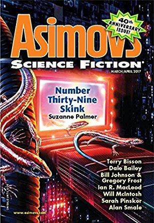 Asimov's Science Fiction, March/April 2017