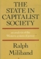 The State In Capitalist Society Book by Ralph Miliband