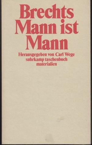 """Brechts """"Mann ist Mann"""""""