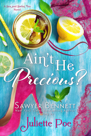 Blog Tour Review:  Ain't He Precious by Juliette Poe