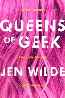 Image result for queen of geeks jen wilde cover