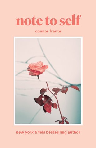 Image result for connor franta book note to self