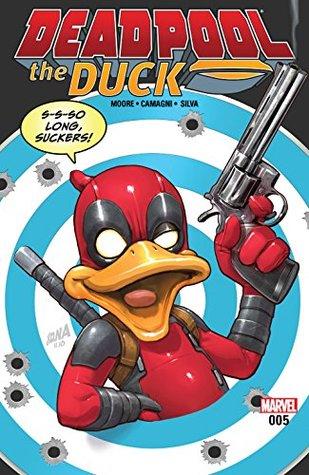 Deadpool The Duck #5
