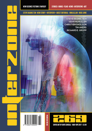 Interzone 269, March-April 2017 (Interzone, #269)