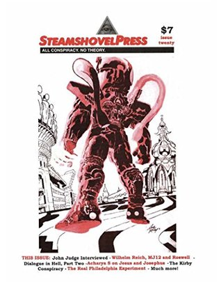 Steamshovel Press Issue 20