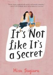 It's Not Like It's a Secret Book by Misa Sugiura