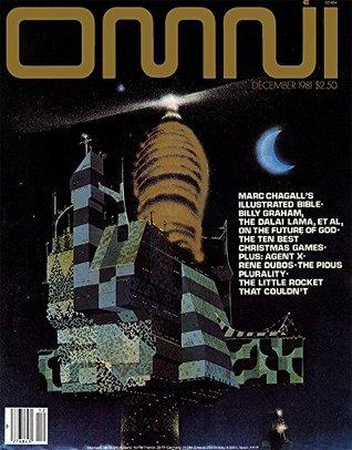 OMNI Magazine December 1981