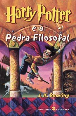 Harry Potter e a Pedra Filosofal (Harry Potter, #1)