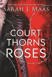 A Court of Thorns and Roses (A Court of Thorns and Roses, #1) Book