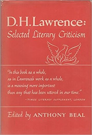 Selected Literary Criticism