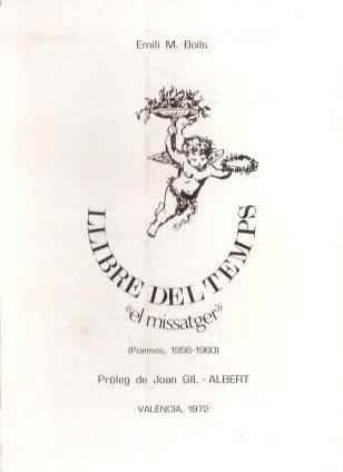 Llibre del temps. El missatger; poemes (1956-1960)