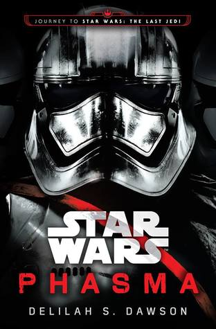 Star Wars: Phasma Book Cover