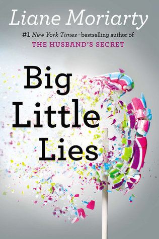 Big Little Lies, hbo, Big Little Lies book