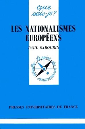 Les nationalismes européens