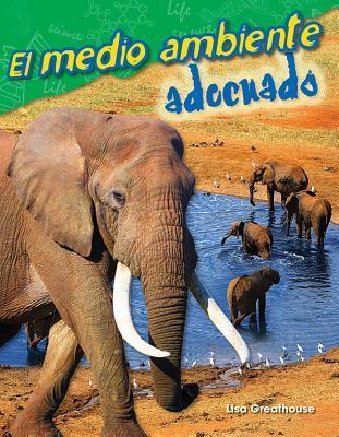 El Medio Ambiente Adecuado (the Right Environment) (Spanish Version) (Grade 3)
