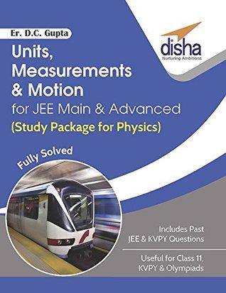 Units, Measurements & Motion for JEE Main & Advanced