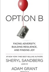 Option B: Facing Adversity, Building Resilience, and Finding Joy Book
