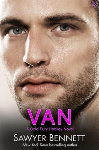 Van (Cold Fury Hockey, #9)