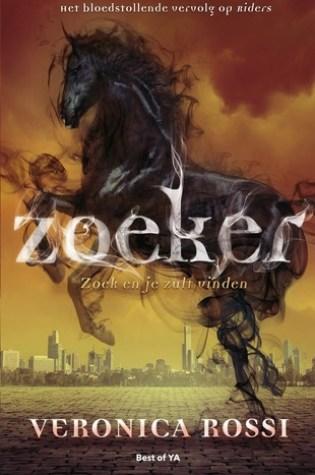 Zoeker (Riders #2) – Veronica Rossi