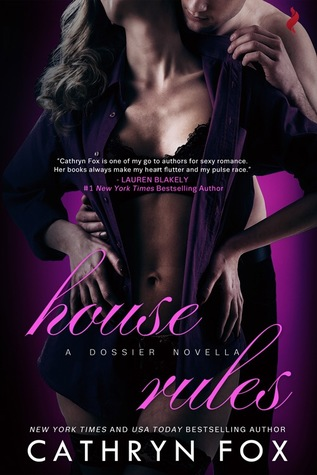 Blog Tour Review & Giveaway:  House Rules by Cathryn Fox