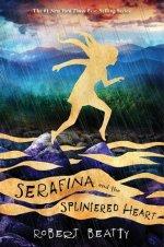 Book Review: Robert Beatty's Serafina and the Splintered Heart