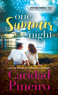 Smart, mainstream contemporary romance from bestselling author Caridad Pineiro. Millions of people visit the Jersey Shore every year, for beaches, boardwalks, sand, sun, and summer fun. This romantic series features families that go back generations on the shore, their ties to New York City, and their love for the Shore, and each other. An offer that's impossible to accept... Maggie Sinclair has tried everything to save her family's business, including mortgaging their beloved beach house on the Jersey shore. But now, she's out of options. The Sinclair and Pierce families have been neighbors and enemies for almost thirty years. That hasn't stopped Owen Pierce from crushing on Maggie, and he's determined to invest in her success. Now he has to convince her that he's more than just trouble with a capital T...