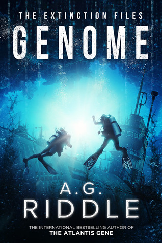 Genome (The Extinction Files #2)