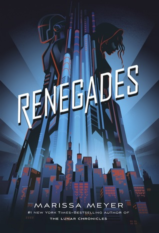 Renegades Review: Superheroes and Villains with (Not So) Secret Identities