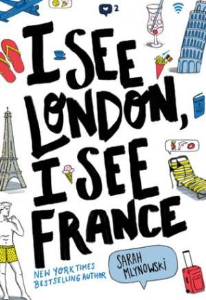 #Printcess review of I See London, I See France by Sarah Mlynowski