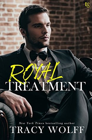 Royal Treatment (His Royal Hotness #2)