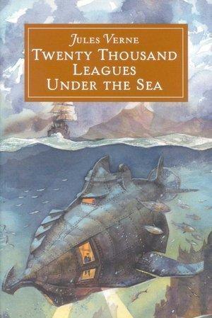 Twenty Thousand Leagues Under the Sea (Extraordinary Voyages, #6)
