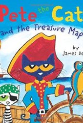 Pete the Cat and the Treasure Map Book