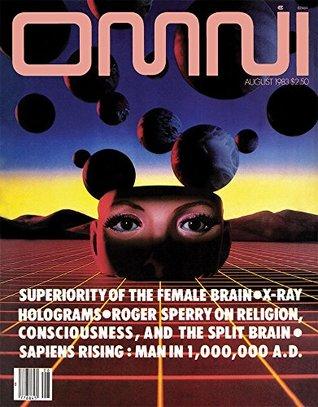 OMNI Magazine August 1983