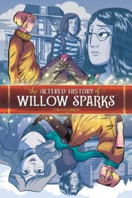 Afbeeldingsresultaat voor the altered history of willow sparks