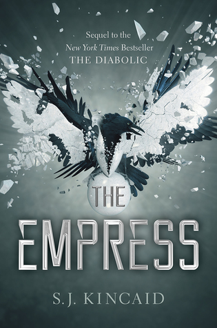 The Empress (The Diabolic #2)