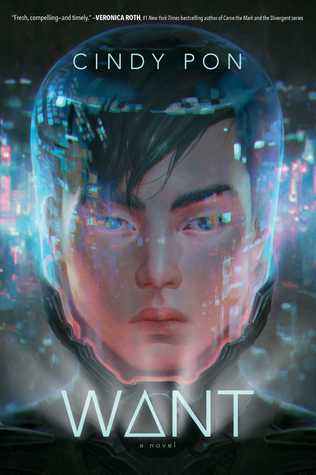 Want Review: Futuristic Sci-fi with an Opulent Taiwanese Setting