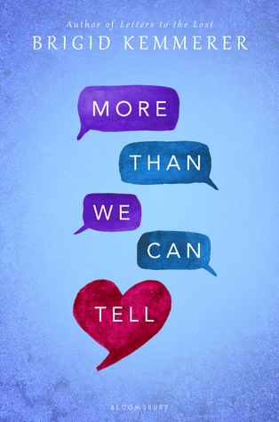 Recensie: More than we can tell van Brigid Kemmerer