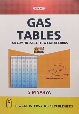 Gas Tables: For Compressible Flow Calculations
