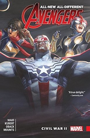 All-New, All-Different Avengers, Volume 3: Civil War II