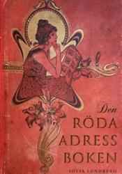 Den röda adressboken Book by Sofia Lundberg