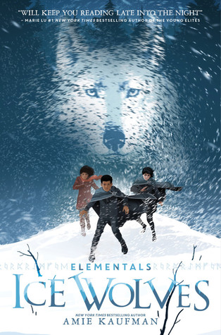 Ice Wolves (Elementals, #1)