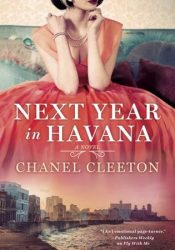 Next Year in Havana Book by Chanel Cleeton