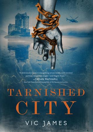 Tarnished City (Dark Gifts, #2)