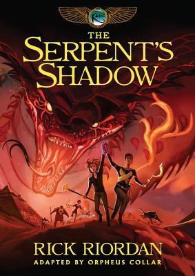 The Serpent's Shadow: The Graphic Novel (The Kane Chronicles, #3)